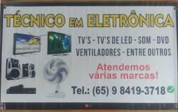 Técnico em tvs