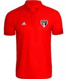 Camisa são Paulo polo