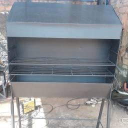 Vendo churrasqueira (20×90)
