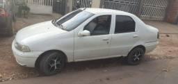 Carro Siena 1.0 ano 2000 seis macha