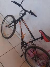 Bicicleta Caloi, usada somente 1 mês