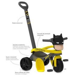 Triciclo Mototico Batman Passeio e pedal