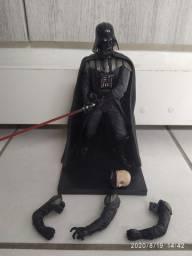 Star Wars Kotobukya Dart Vader completo + expositor de acrílico