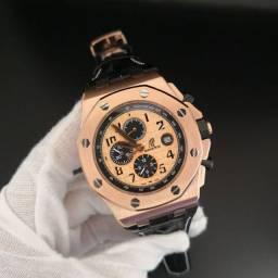 Shop Floripa Relógios - Relógio Audemars Piguet de Couro