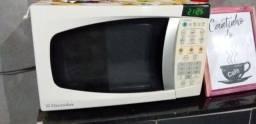 Micro-ondas eletrolux 100 reais