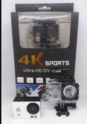 Câmera Esportiva 4K