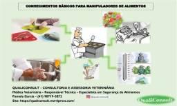 Curso Manipulação de Alimentos