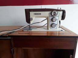 Máquina de costura Vigorelli costura reta e zig zag