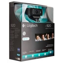 Web Cam Logitech Full HD