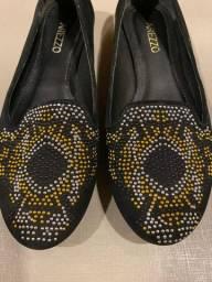 Sapato estilo Mocassim Arezzo - Tam. 36