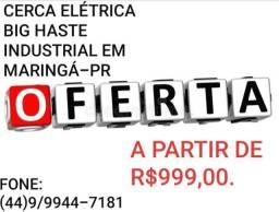 Corre e veja esta oferta de Cerca elétrica em Maringá-PR