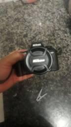 Nikon F75 analógica