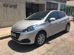 Peugeot 208 2018 completo! Multimídia. Particular
