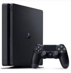 Playstation 4+controle profissional(usados)