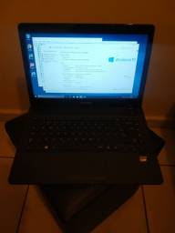 Notebook Samsung 8GB SSD 240GB