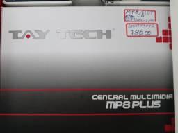 Mp8 tay tech sd bt usb espelhamento novo lançamento