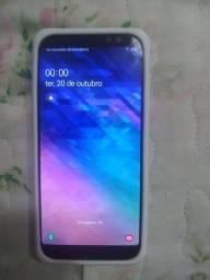 Samsung a 8 plus top