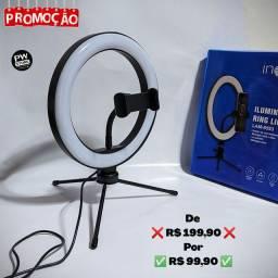 Ring light profissional - Loja PW STORE