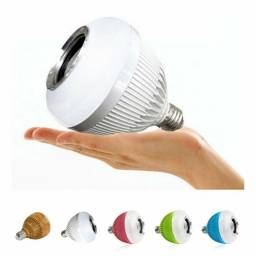 Lâmpada Bluetooth Music Bulb Wj-l2