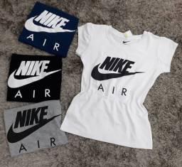 Camiseta Baby Look - Diversos modelos e marcas! (Atacado) - Seja um revendedor