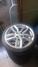 Aro 17 pneus 195 40