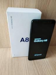 Celular Samsung Galaxy A8 Em estado de novo!!!