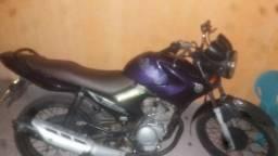Moto Yamaha Fector 125
