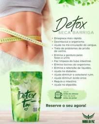 Detox seca barriga