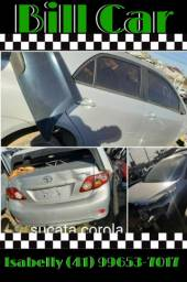Toyota Corolla para peças