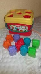 Brinquedo de encaixe Fisher Price