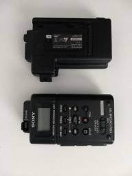 Gravador De Cartão Cf Modelo Sony Hvr-mrc1 Para Filmadora Z5