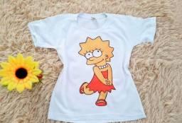 Camisa infantil irmão sipsons