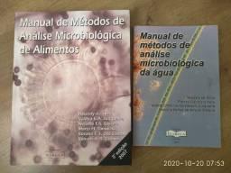 Manual de métodos de análise microbiológica de alimentos e águas