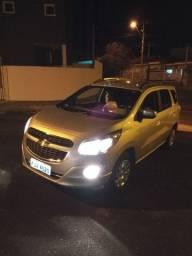 Spin ltz 1.8 flex 2015 carro de mulher exigente trocamos por dois veículos tbm