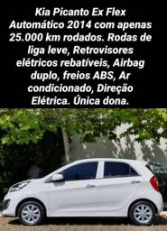 Vendo Picanto com apenas 25000km rodados!