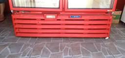 Visa Cooler metalfrio 2 portas