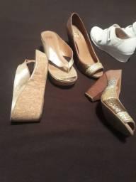Vendo 3 pares de sapatos