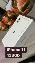 IPhone 11 branco 128Gb Garantia 1 ano