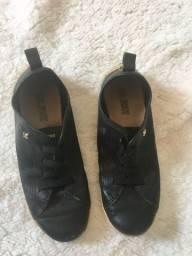 Tênis de couro Mr.Foot