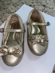 Vendo sapato Pampili