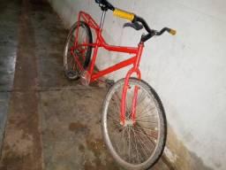 Bicicleta em perfeito estado aro 26 mas se vinhe buscar faço mais barato