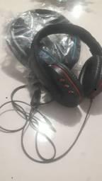 Headset para celular, ps4 e Xbox one