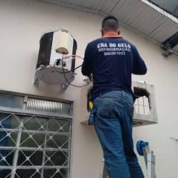 ERA DO GELO REFRIGERAÇÃO: instalação, limpeza, consertos em geral.
