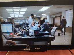 Tv PHILIPS 32 polegadas conversor digital integrado,