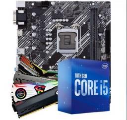 Kit Gamer Upgrade Intel i5 10ª Geração