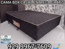 cama box casal espuma  entrega gratis ##@!