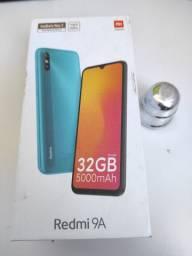 O melhor de 2021! Redmi 9A da Xiaomi.. NOVO LACRADO COM GARANTIA