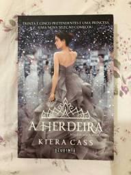 Livro A Herdeira (Kiera Cass) - o 4 da série