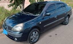 Renault Clio sedan completo 4 portas