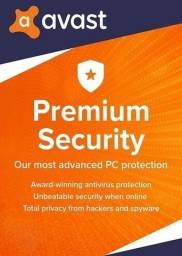 Avast Premium Security (1 dispositivo, 1 ano)